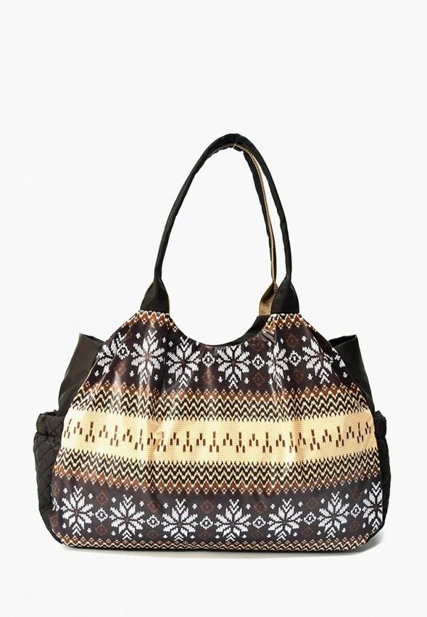 женская сумка episode, коричневая
