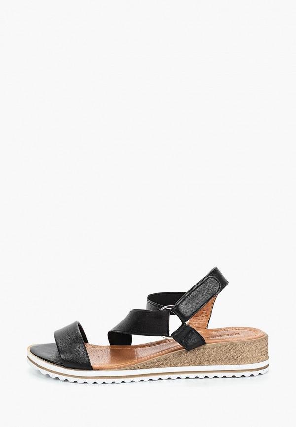 женские сандалии dino ricci, черные