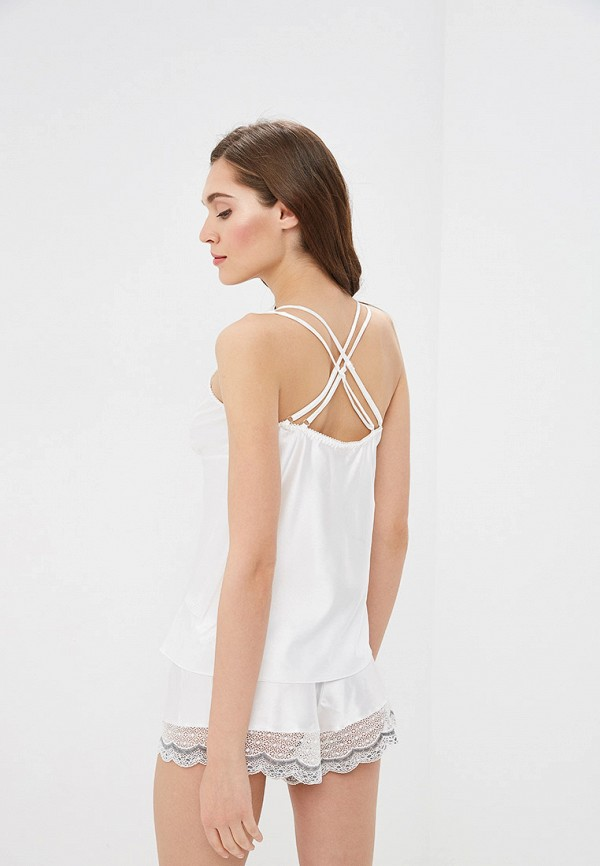 Пижама Gorsenia цвет белый  Фото 2