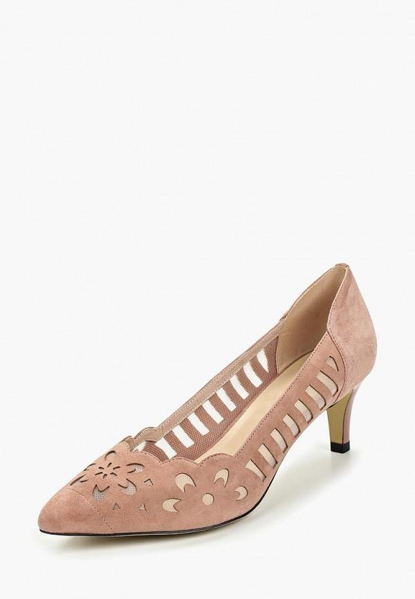Туфли Berkonty цвет розовый  Фото 2