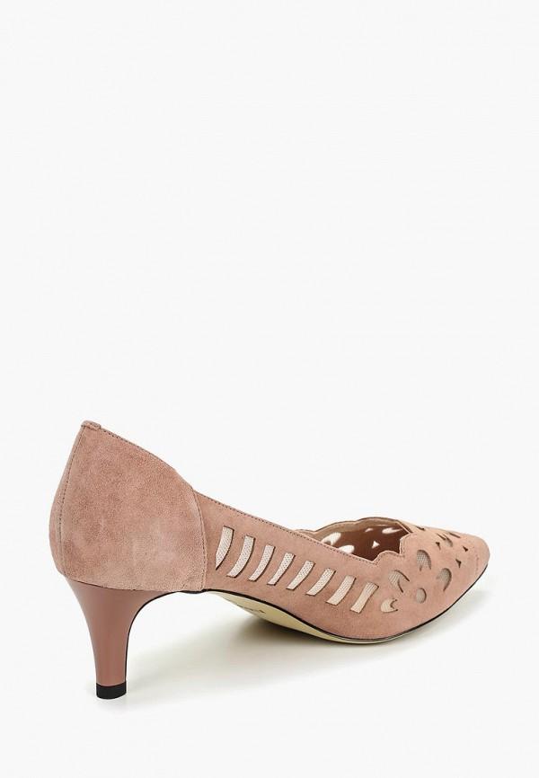 Туфли Berkonty цвет розовый  Фото 3