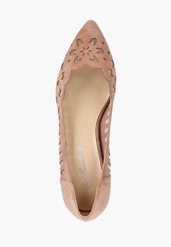 Туфли Berkonty цвет розовый  Фото 4