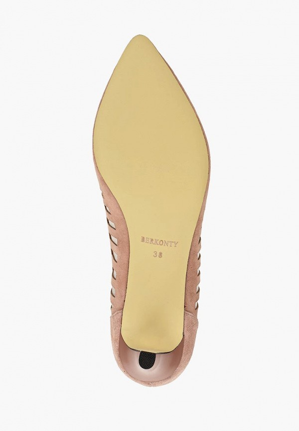 Туфли Berkonty цвет розовый  Фото 5