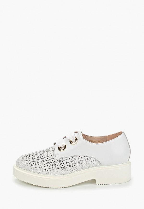женские туфли berkonty, белые