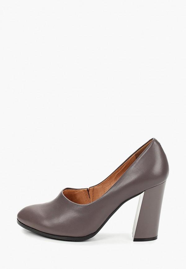 женские туфли berkonty, серебряные
