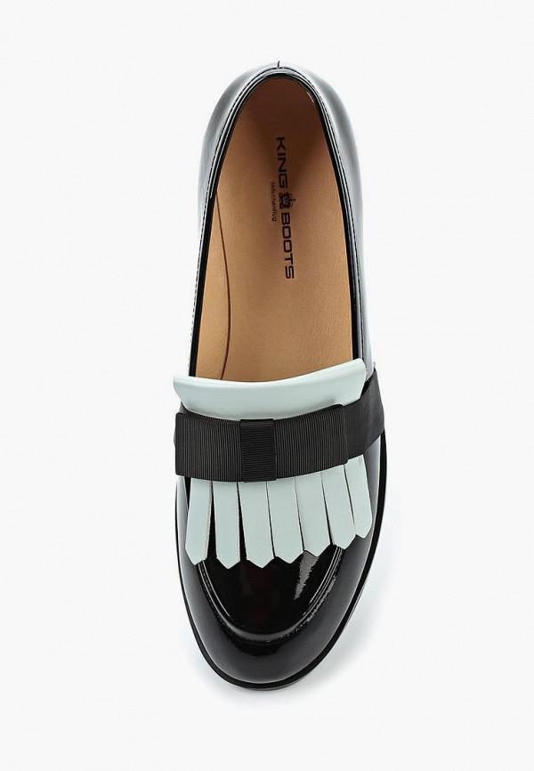 Лоферы King Boots цвет черный  Фото 4