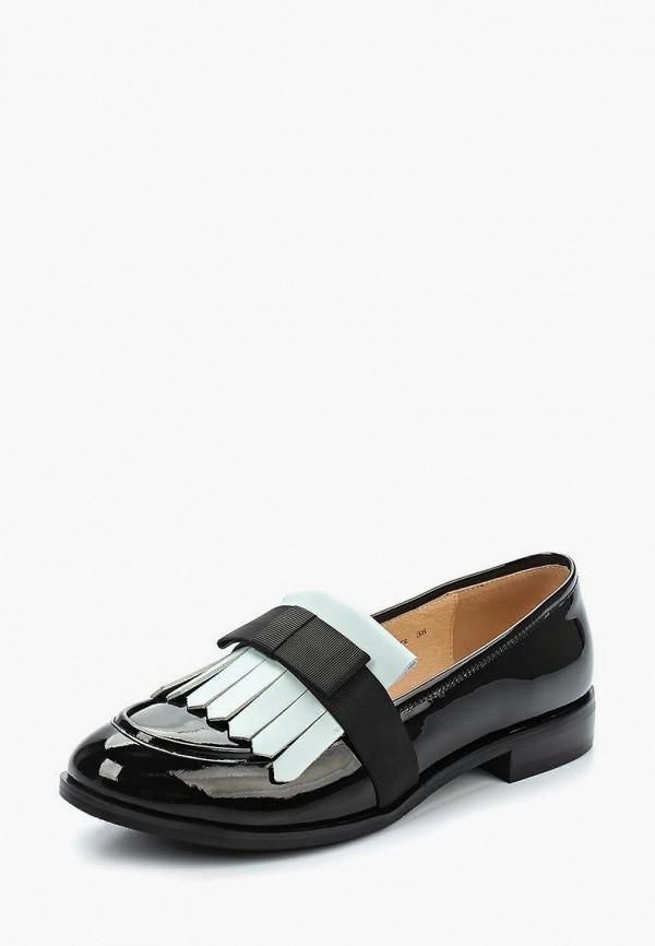 Лоферы King Boots цвет черный