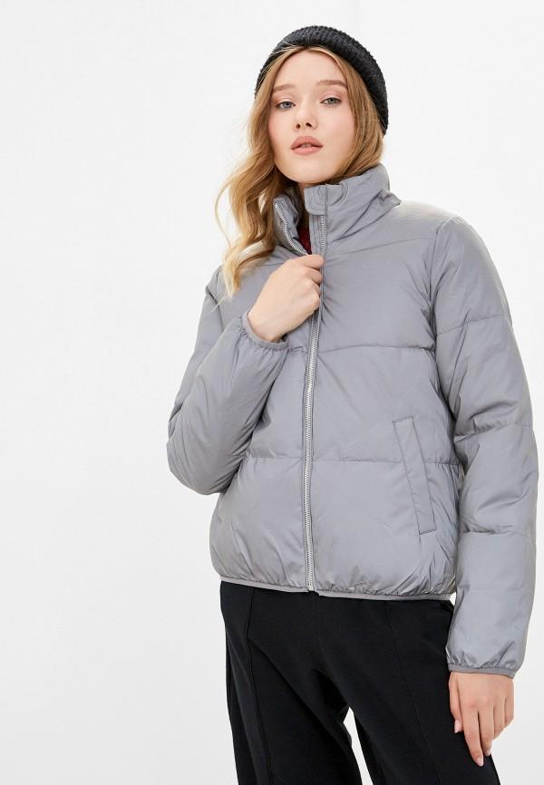 женская куртка fadjo, серебряная