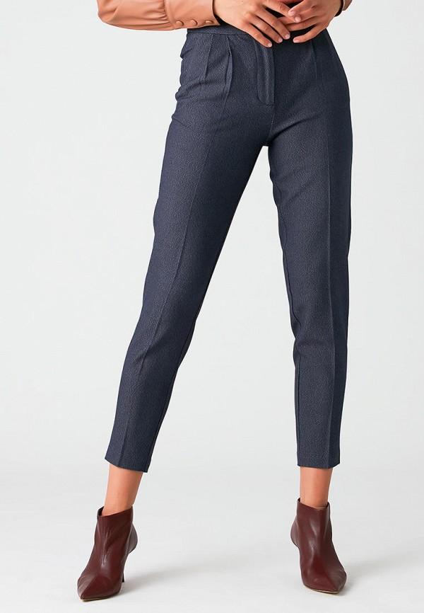 женские повседневные брюки love republic, синие
