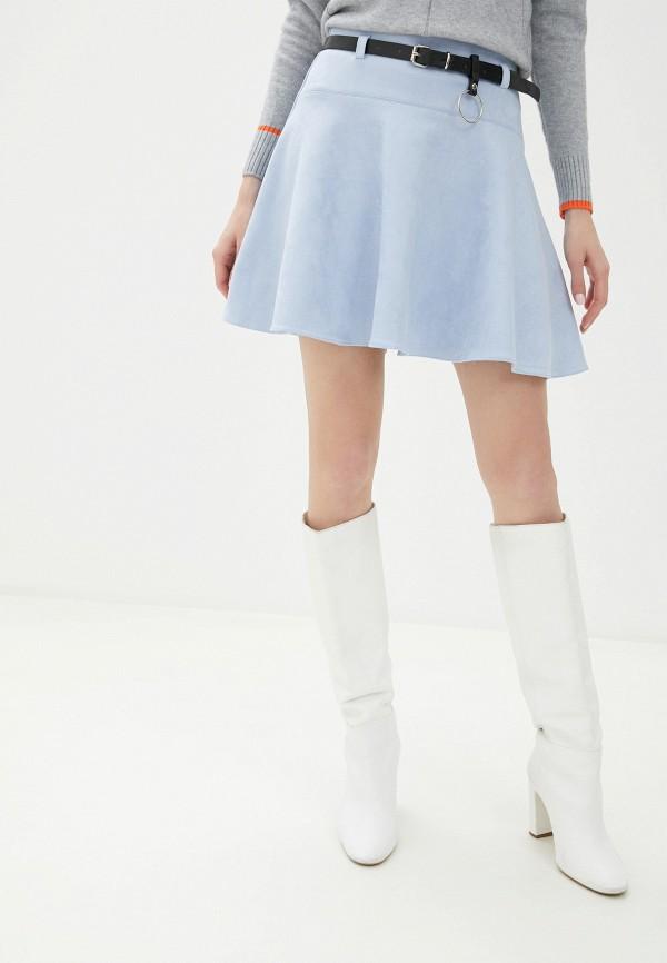 Юбка Hochusebetakoe Hochusebetakoe MP002XW0E0IF юбка oodji ultra цвет голубой 14101086 46502 7029s размер xs 42