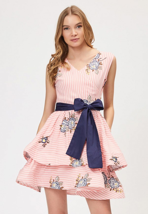 Платье DSHE DSHE MP002XW0E0QP свитшот dshe dshe mp002xw19frx