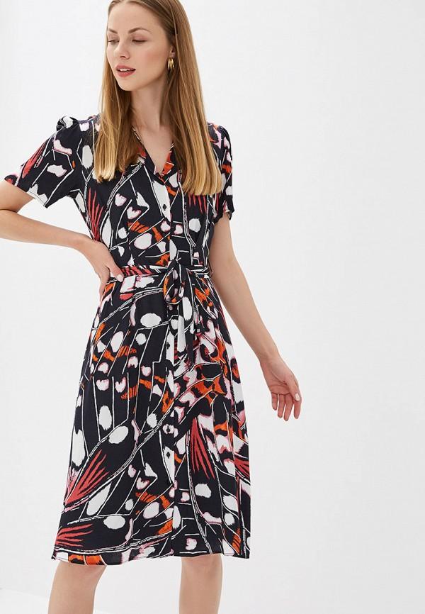 Платье Perspective цвет разноцветный