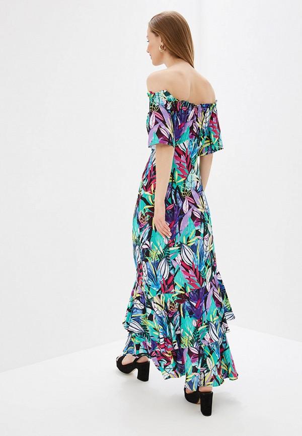 Платье Perspective цвет разноцветный  Фото 3