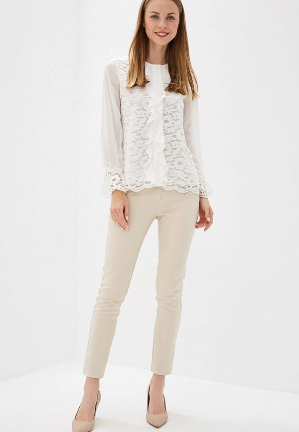 Блуза Perspective цвет белый  Фото 2
