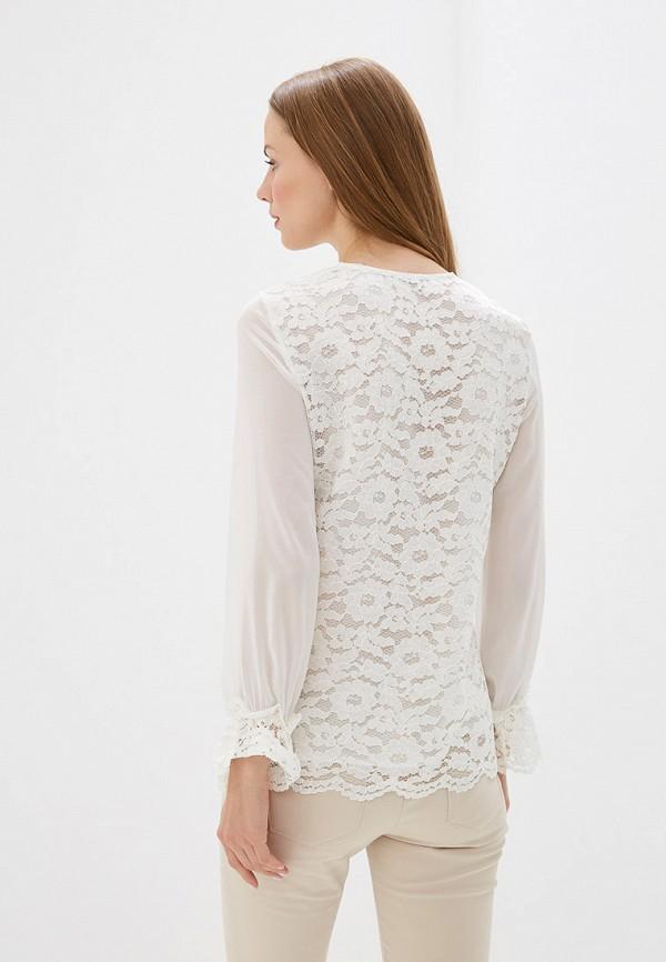 Блуза Perspective цвет белый  Фото 3