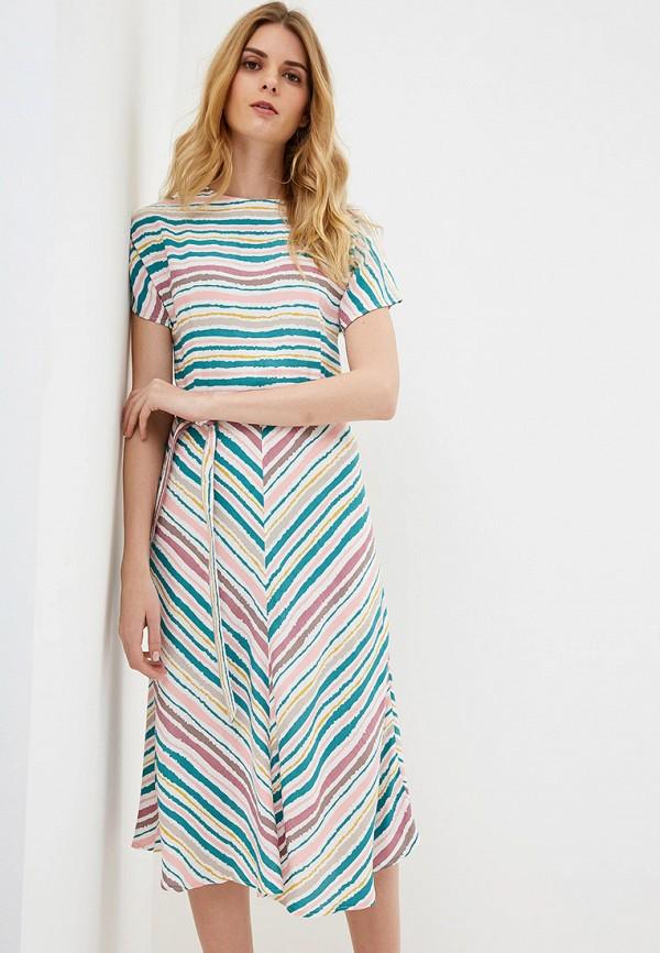 женское платье mari vera, разноцветное