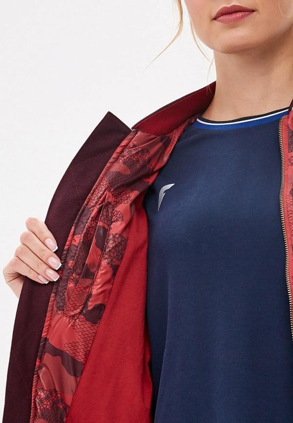 Куртка утепленная Forward цвет бордовый  Фото 4
