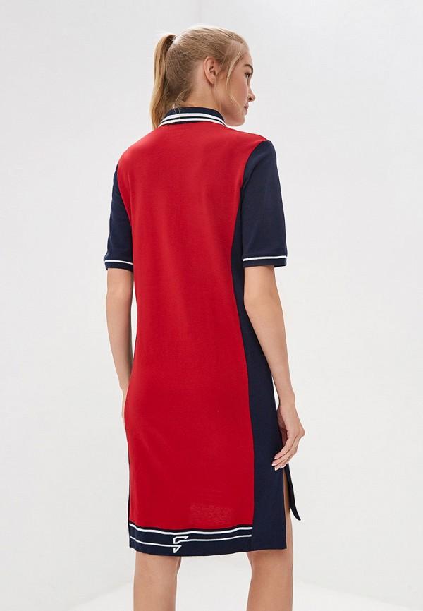Платье Forward цвет красный  Фото 3