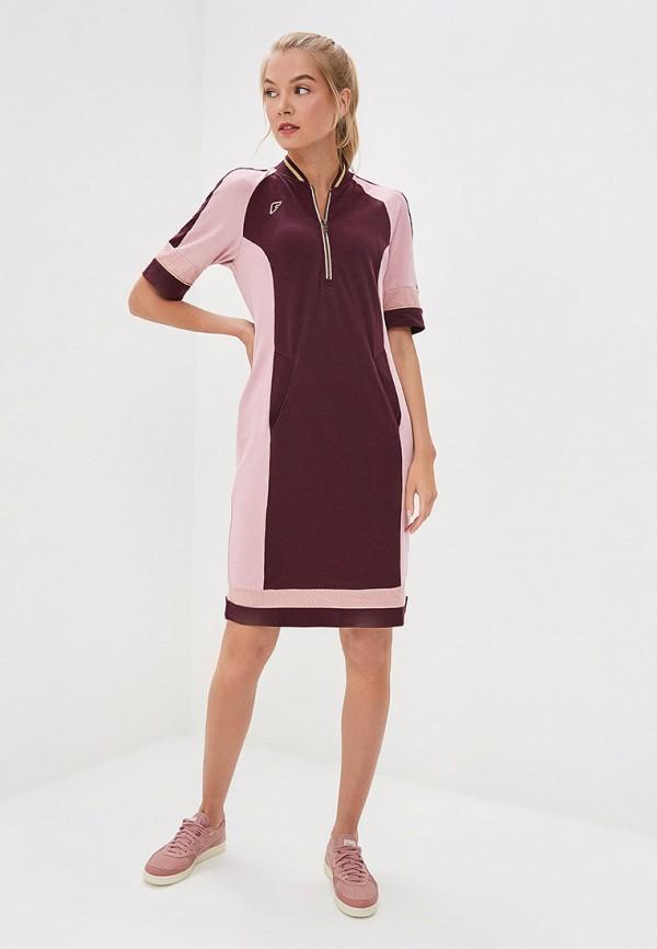 Платье Forward цвет бордовый  Фото 2