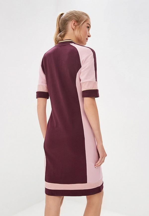 Платье Forward цвет бордовый  Фото 3