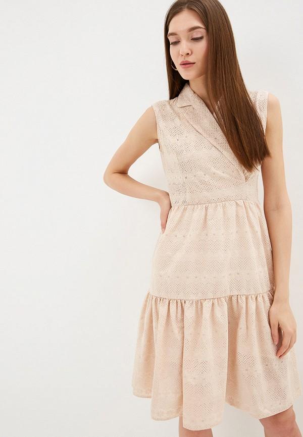 Платье Vittoria Vicci Vittoria Vicci MP002XW0E4G0 шифоновое платье с v образным вырезом vittoria vicci page 5
