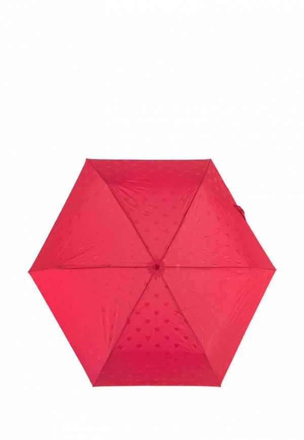 женский зонт fulton, красный