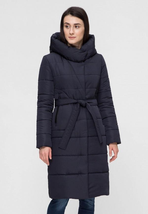 женская куртка victoria bloom, синяя