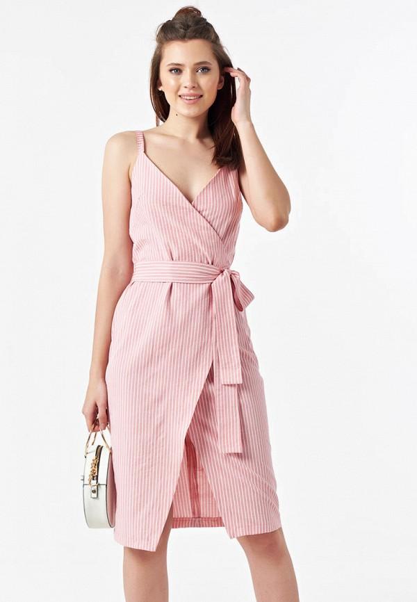 Фото - Женское платье Fly розового цвета