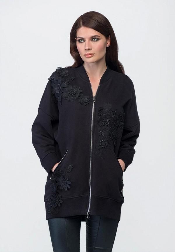 женская куртка o&j, черная