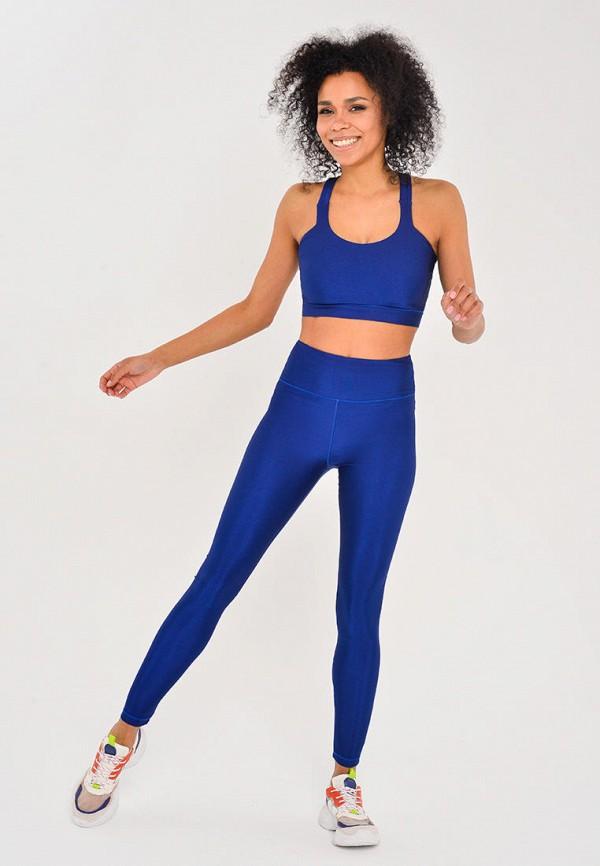 Топ спортивный Mondigo цвет синий  Фото 2