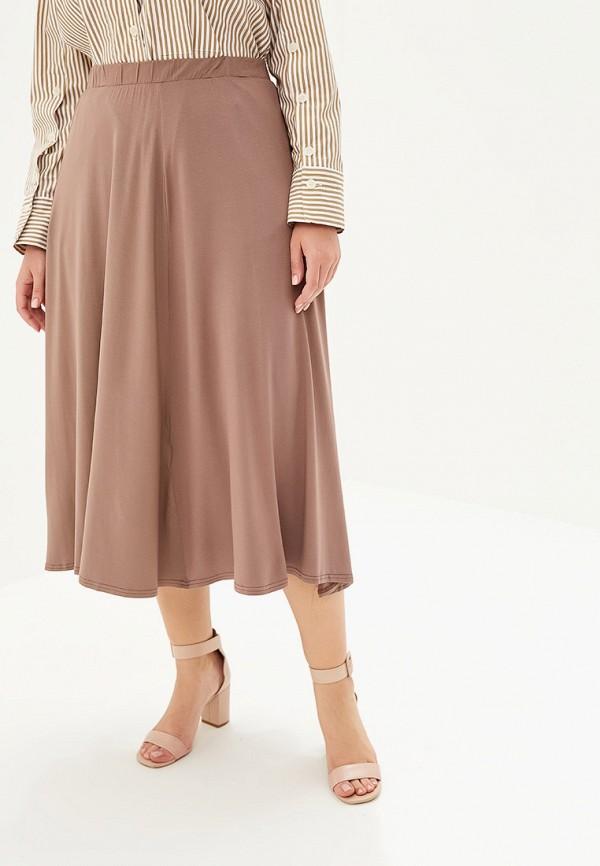 женская юбка артесса, бежевая