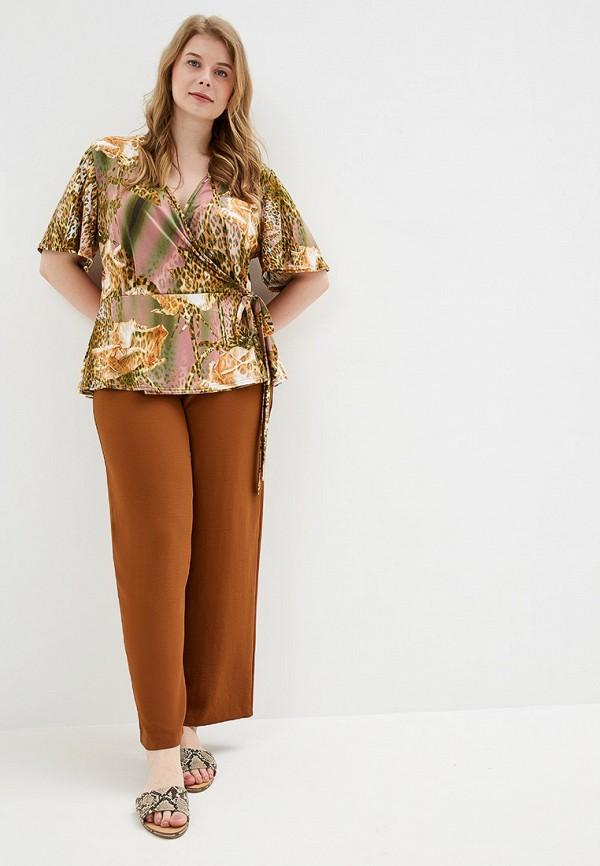 Блуза Артесса цвет разноцветный  Фото 2