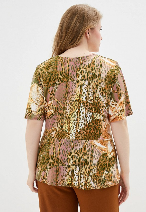 Блуза Артесса цвет разноцветный  Фото 3