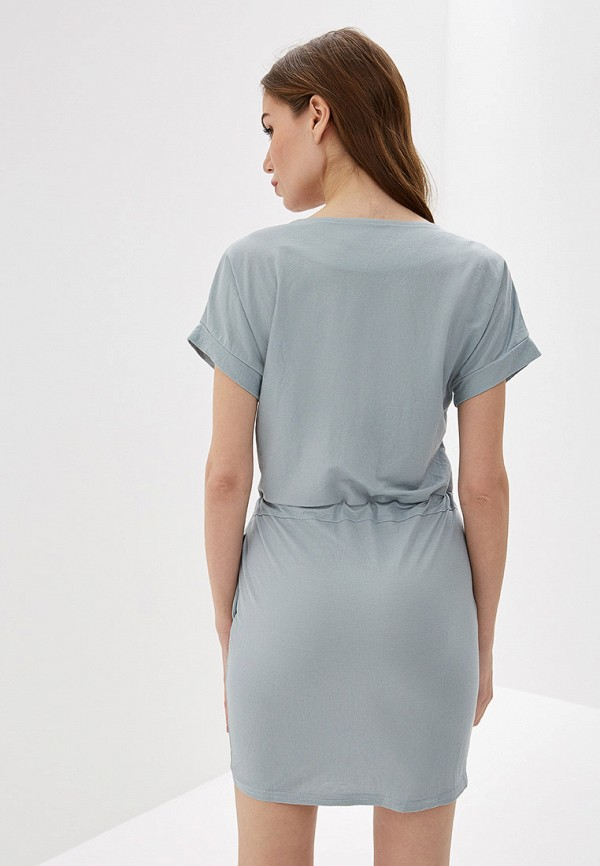 Платье Avemod цвет серый  Фото 3