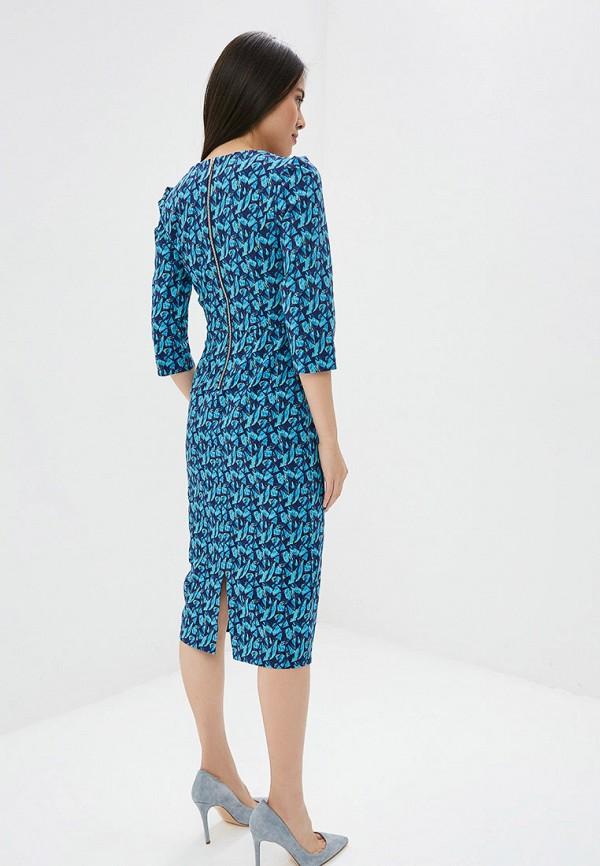 Платье Ruxara цвет синий  Фото 3