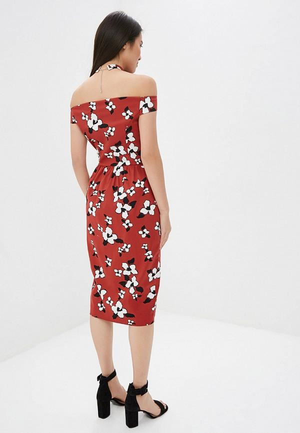 Платье Ruxara цвет красный  Фото 3