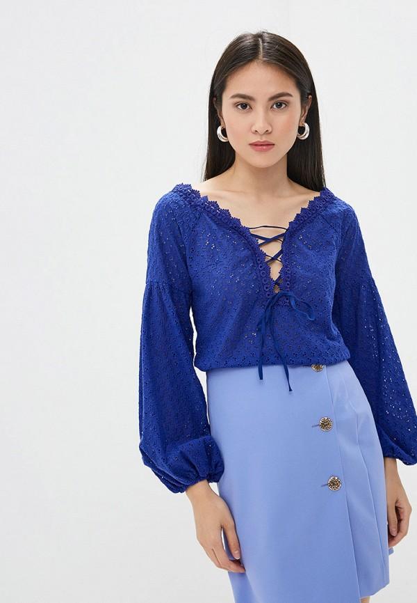 Блуза Ruxara цвет синий