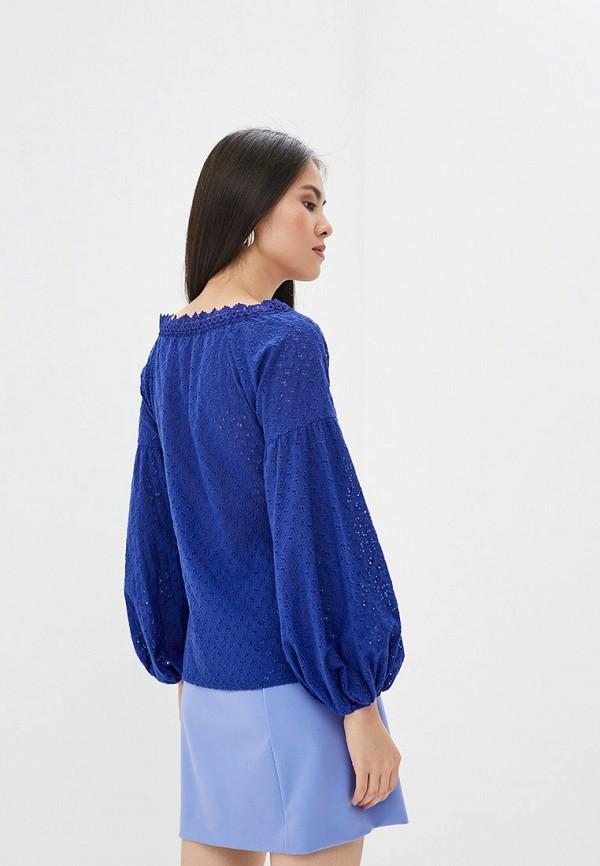 Блуза Ruxara цвет синий  Фото 3