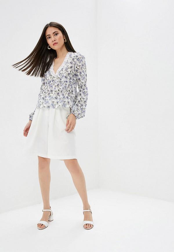 Блуза Ruxara цвет фиолетовый  Фото 2