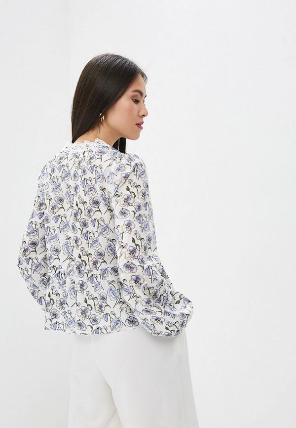 Блуза Ruxara цвет фиолетовый  Фото 3