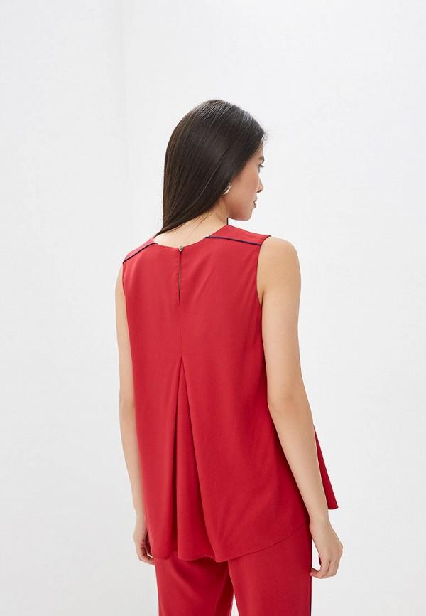 Блуза Ruxara цвет красный  Фото 3
