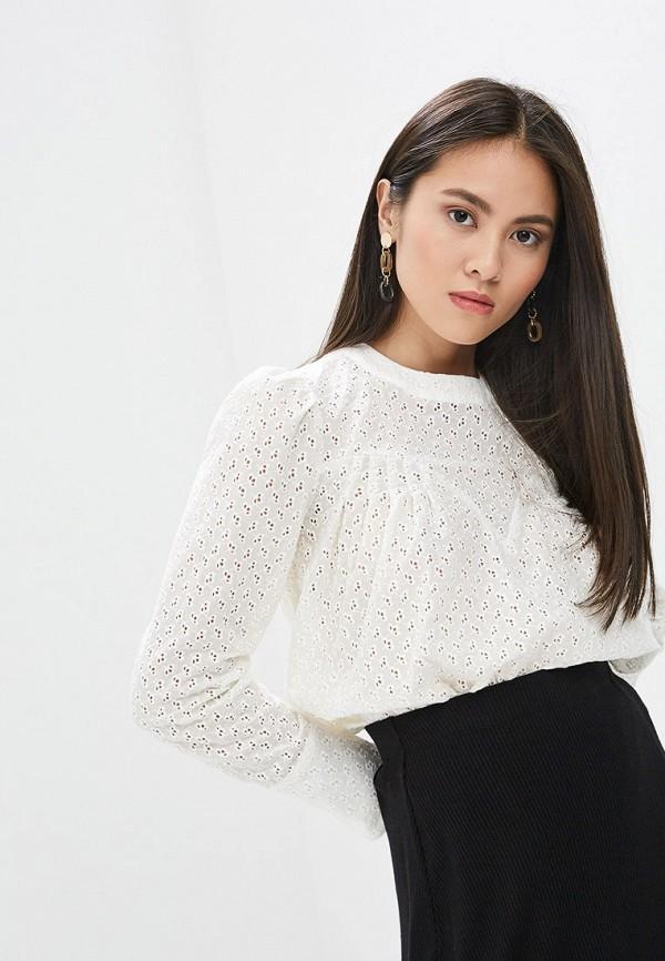 Блуза Ruxara цвет белый