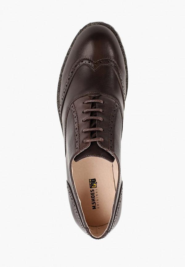 Ботинки M.Shoes цвет коричневый  Фото 4