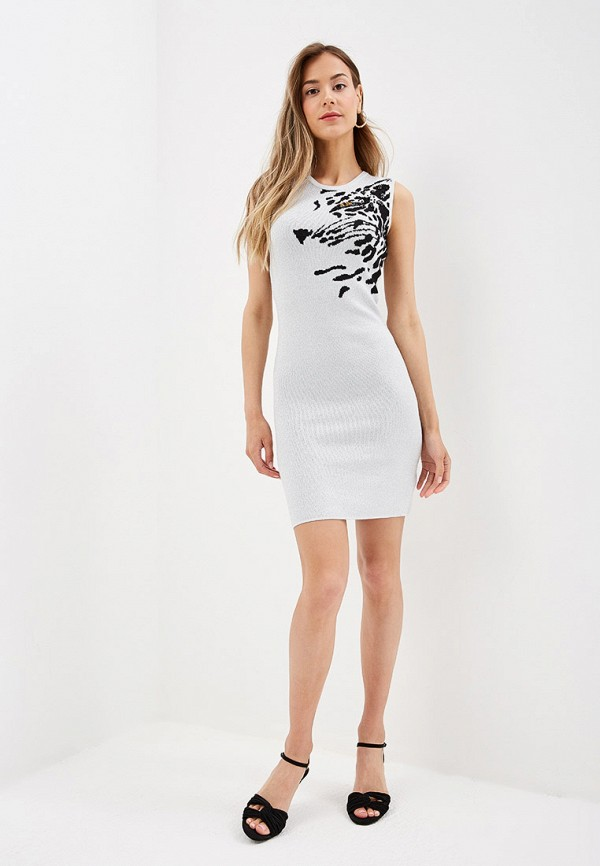 Платье Love Republic цвет серый  Фото 2
