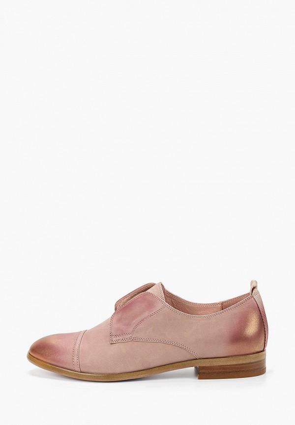 Ботинки Graciana цвет розовый
