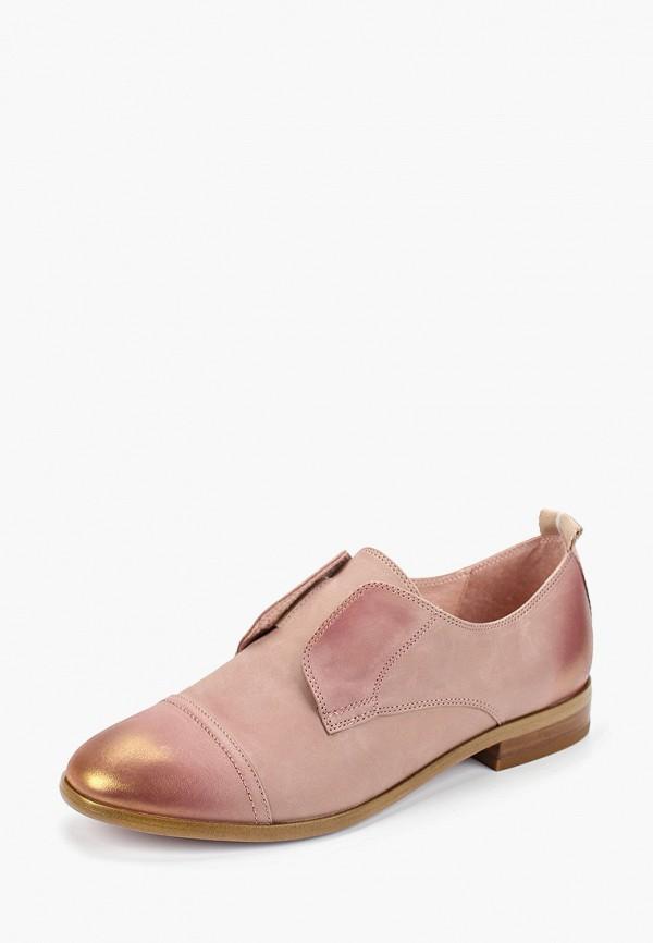 Ботинки Graciana цвет розовый  Фото 2