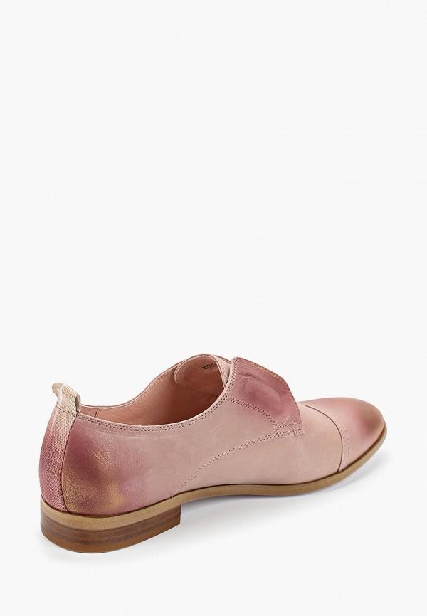 Ботинки Graciana цвет розовый  Фото 3