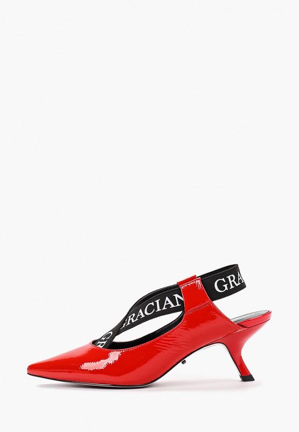 Туфли Graciana Graciana MP002XW0E5MK все цены
