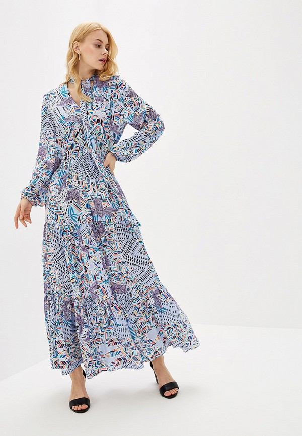 Платье Модный дом Виктории Тишиной Модный дом Виктории Тишиной MP002XW0E5NO