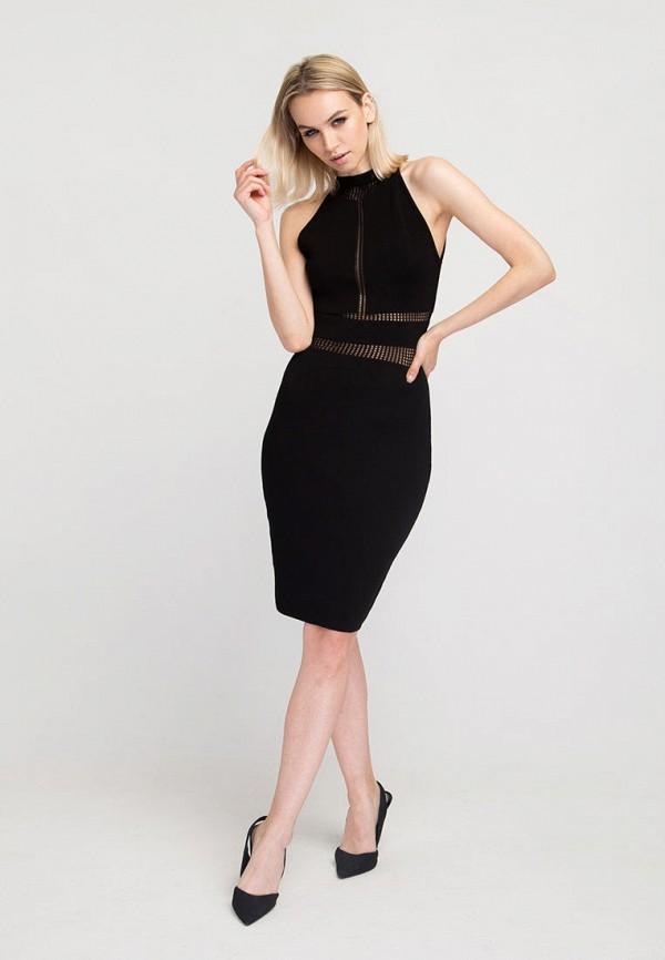 Платье Fors цвет черный  Фото 2